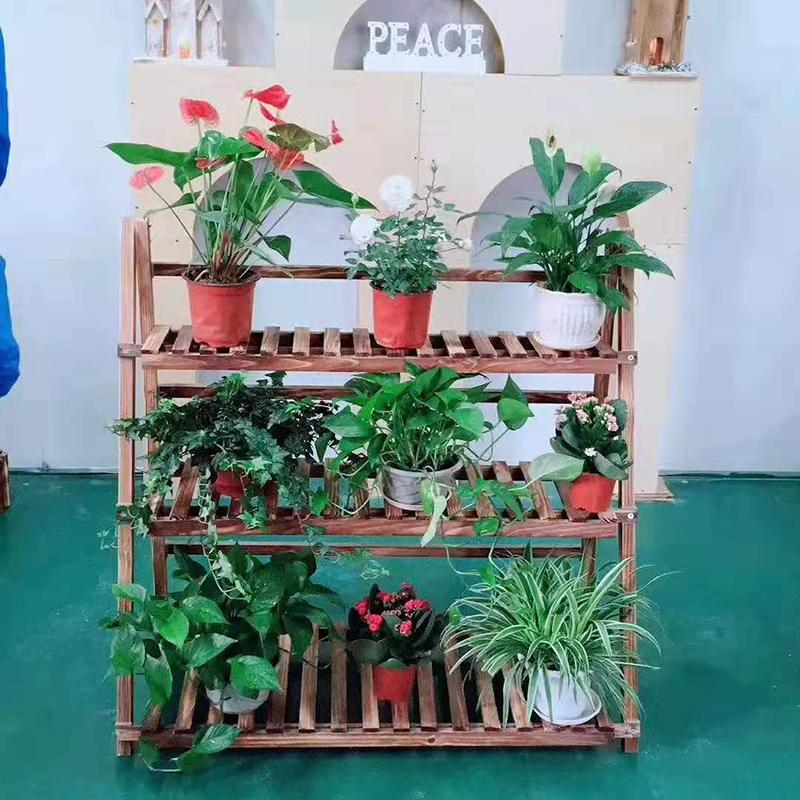 喜欢竹木花架带给我们的美感吗?其实自己也能DIY制作花架