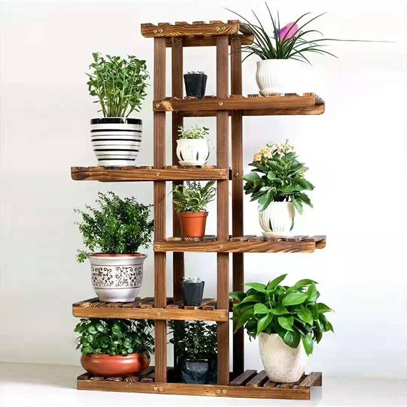 竹木花架的选购搭配技巧,让您家的阳台更加漂亮